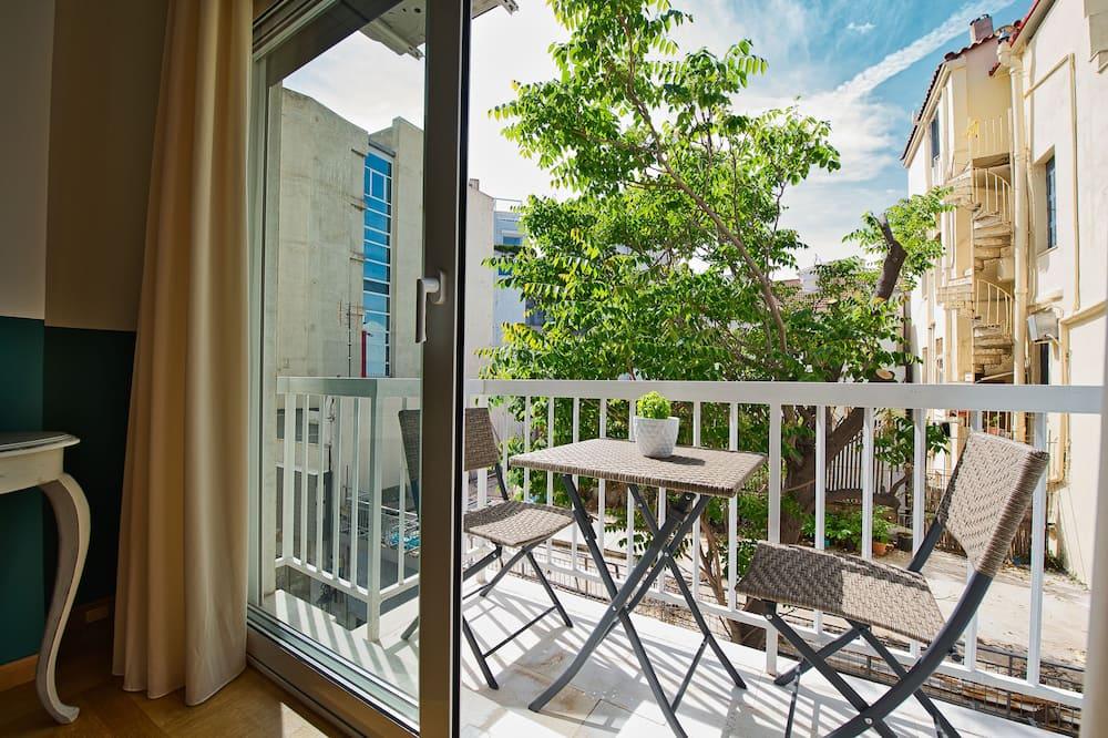 Апартаменти (Colibri) - Балкон
