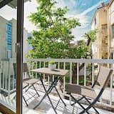 Appartement (Colibri) - Balkon