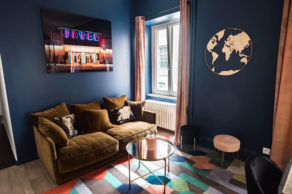 Deluxe-Apartment, barrierefrei, mit Bad - Profilbild