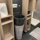 Deluxe-Apartment, barrierefrei, mit Bad - Badezimmer