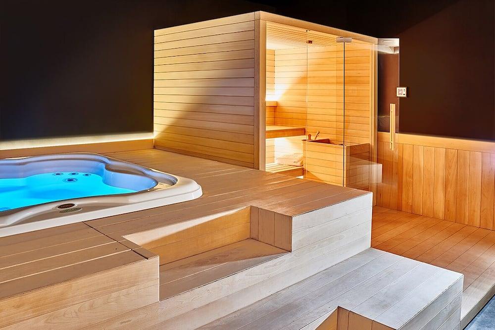 Junior Suite, Sauna - Guest Room
