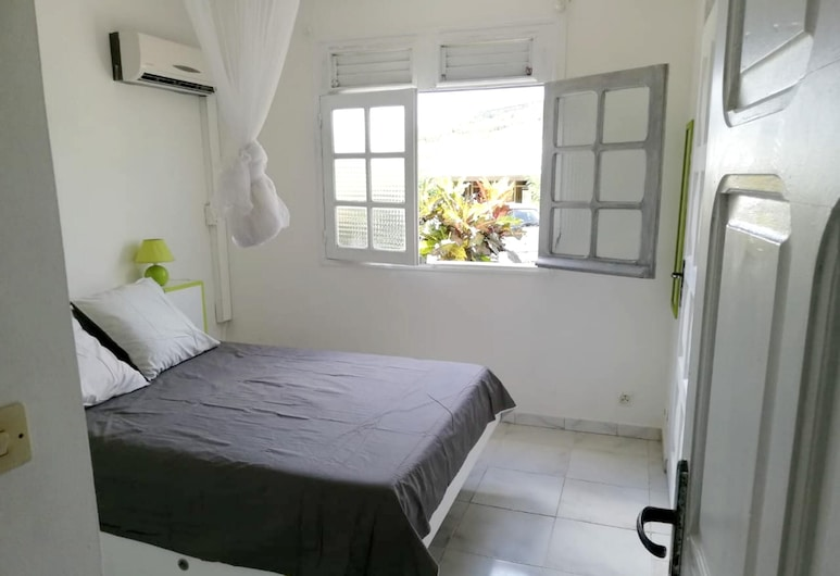 Apartment With one Bedroom in Vauclin , With Furnished Terrace and Wifi, Le Vauclin, Apartment, Room