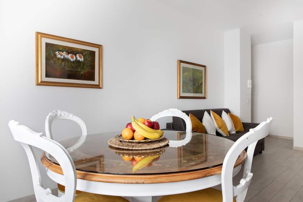 Апартаменти «Делюкс», 1 спальня - Обіди в номері