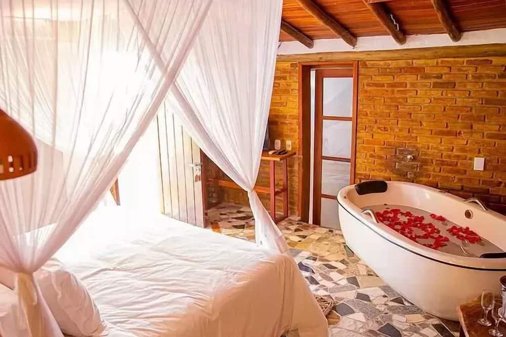 Casa Mangueira - Private spa tub
