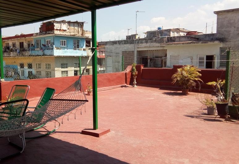 Casa Novo La Terraza de Concordia, Havana, Terrace/Patio