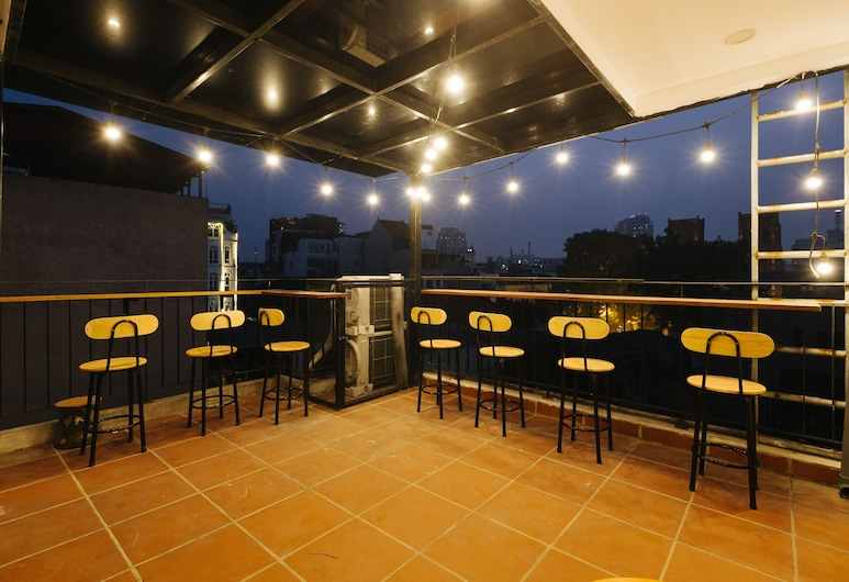 The Eighty8 Hanoi Hostel, Hanoi, Hotel Bar