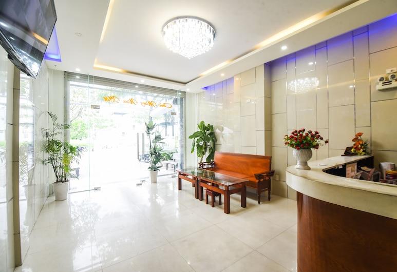 OYO 488 洪圖酒店, 峴港, 大堂