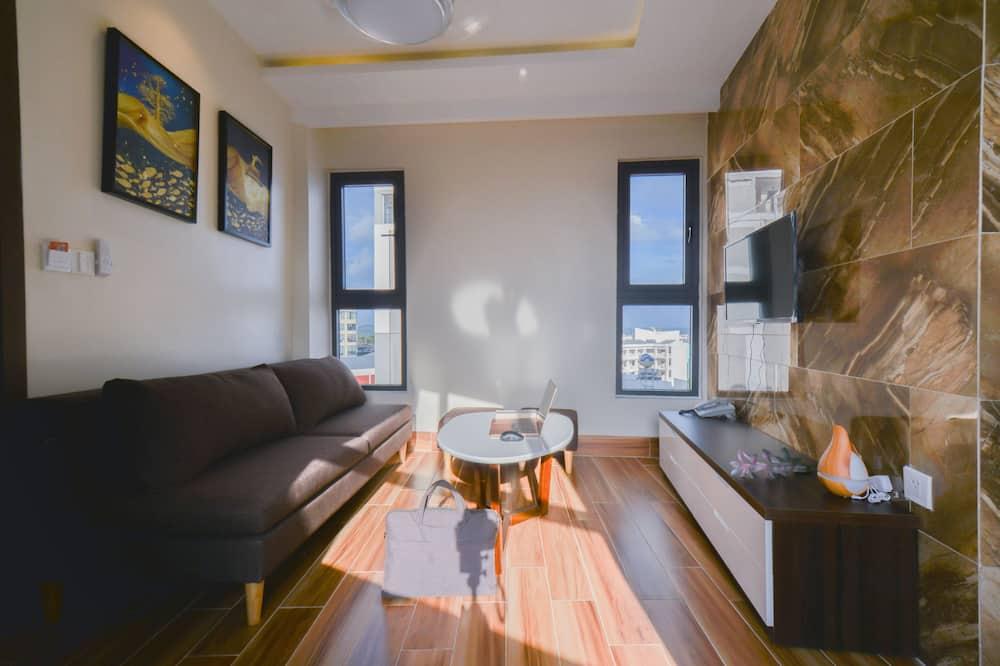 Appartement Familial (Family Suite Apartment) - Salle de séjour