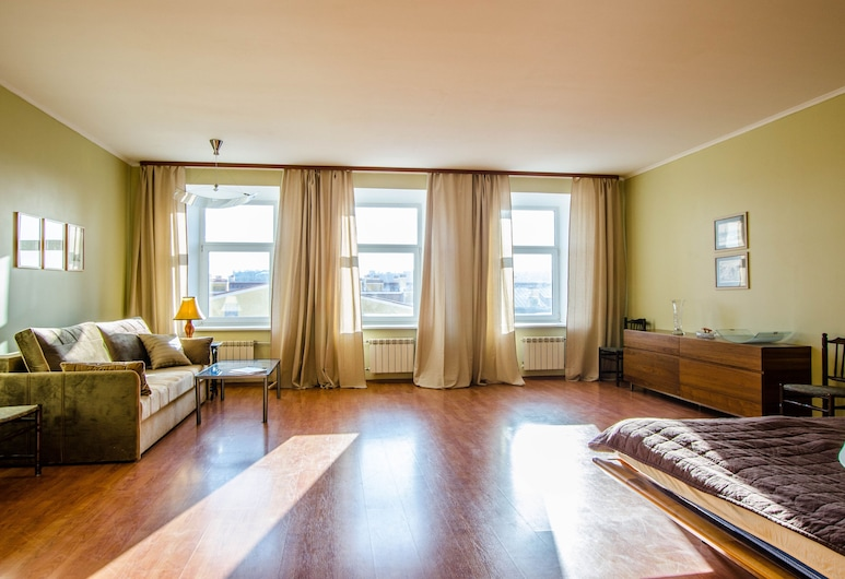 Central Admiralty Apartment, Sanktpēterburga, Komforta numurs, Numurs
