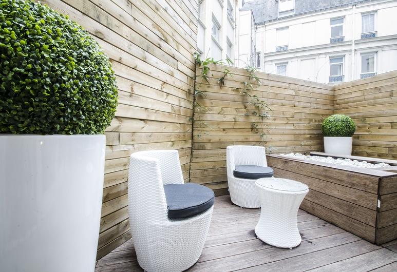 Résidence Elysées, Paris, Apartment (2), Terrace/Patio