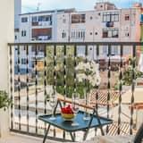 Апартаменты, 2 спальни, балкон (A2P) - Балкон