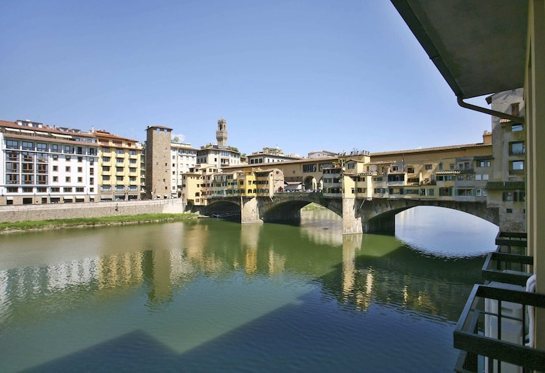 Pontevecchio 2 Bedrooms Suite, Florence, Apartment, 2 Bedrooms, View from room