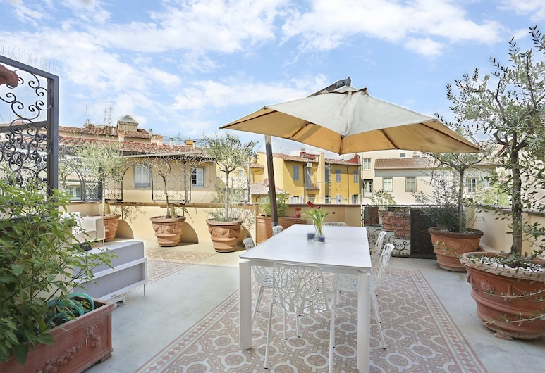 Luxury Apartment in Central Florence, Florence, Apartment, 3 Bedrooms, Terrace/Patio
