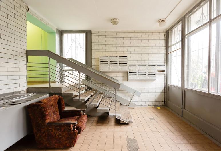 Brusnika Apartment Maryino, Moscow, Interior Entrance