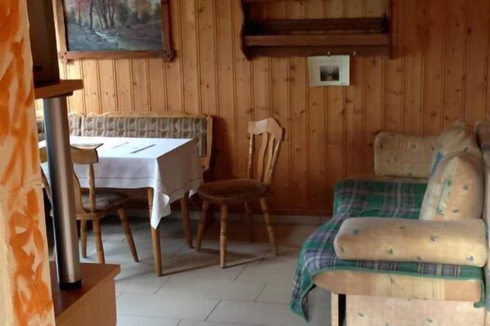 Ferienhaus (Typ 1) - Wohnbereich