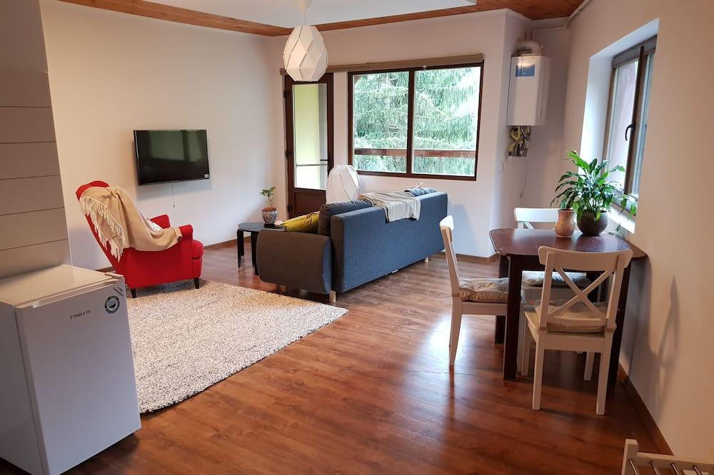 Lägenhet - 1 sovrum - bottenvåning - Bild