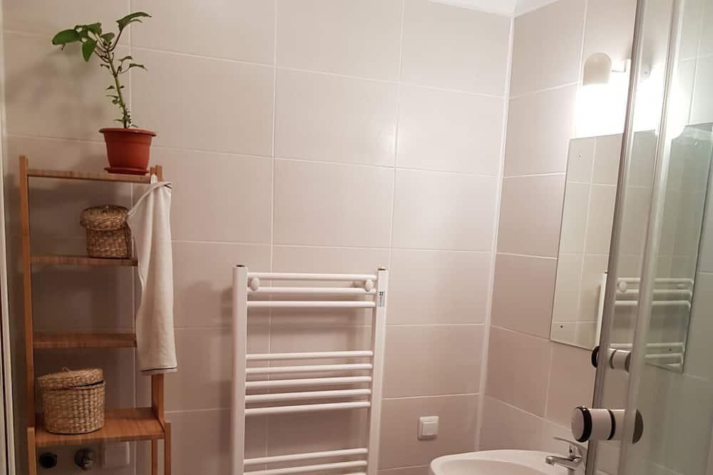Lägenhet - 1 sovrum - bottenvåning - Badrum