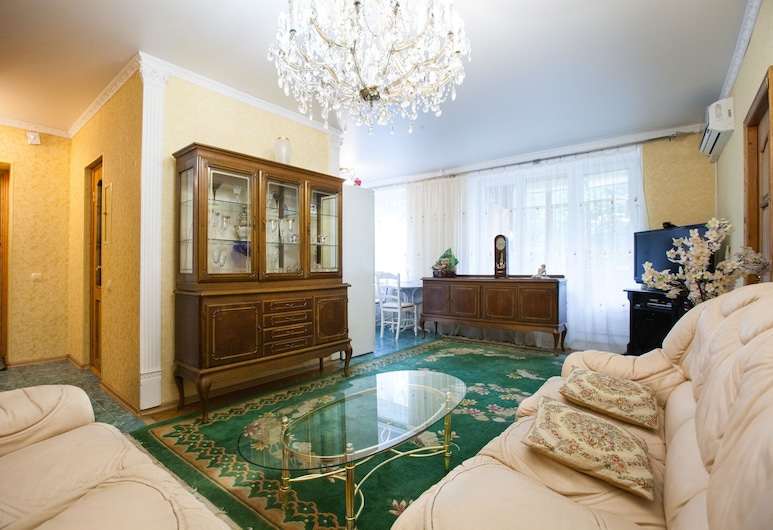 Brusnika Apartment Sokol 2, Moskwa, Apartament, Powierzchnia mieszkalna