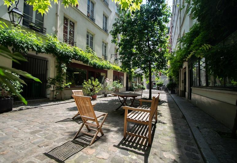 夢幻公寓酒店 - 巴士底 II, 巴黎, 庭園