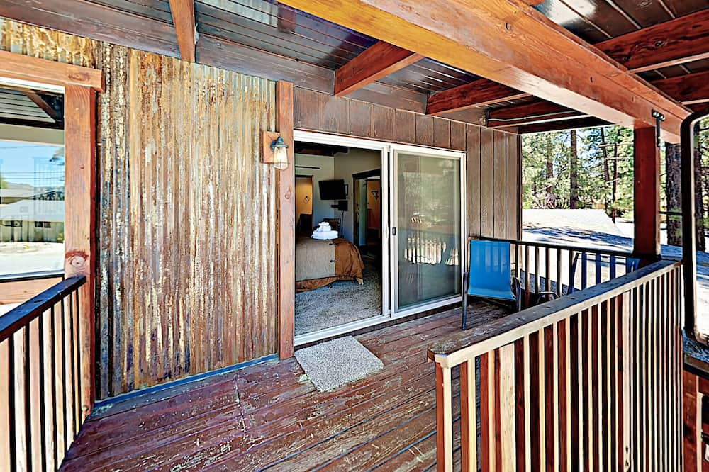 Kabin, 5 kamar tidur - Balkon
