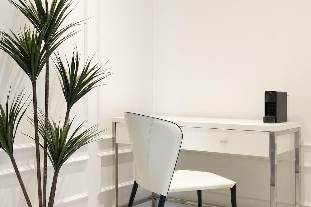Suite presidencial (Magaret) - Sala de estar