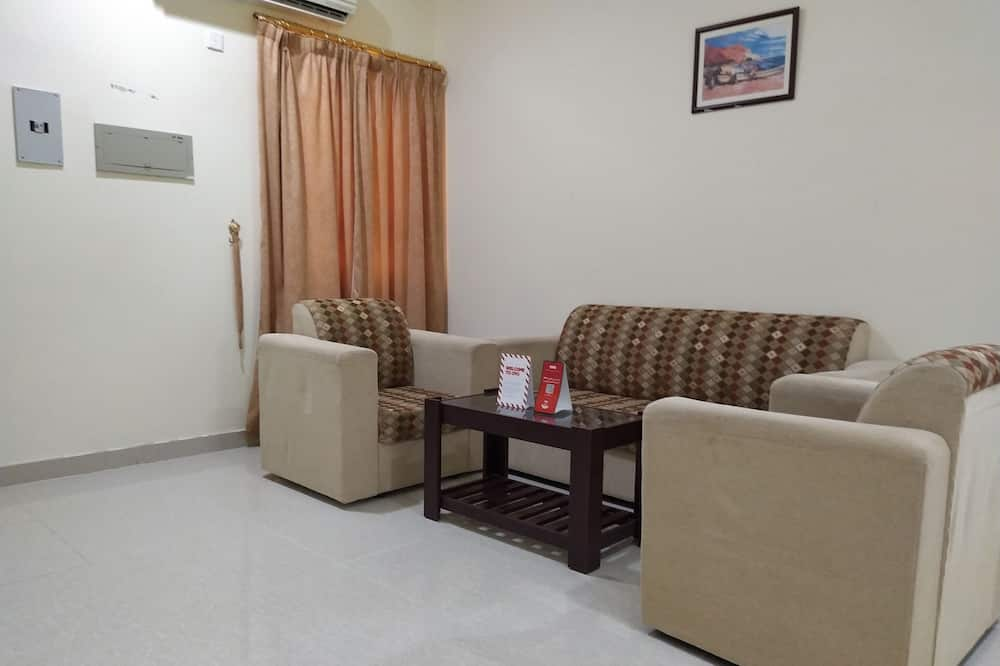 Standard Double or Twin Room - Living Room