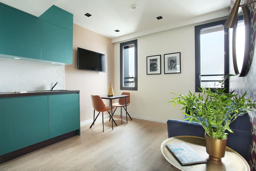 One-bedroom Apartment (2 persons) - Sala de estar