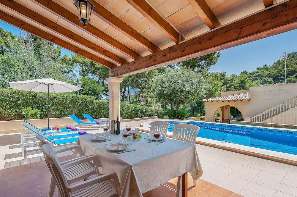 別墅, 3 間臥室, 私人泳池 - 陽台