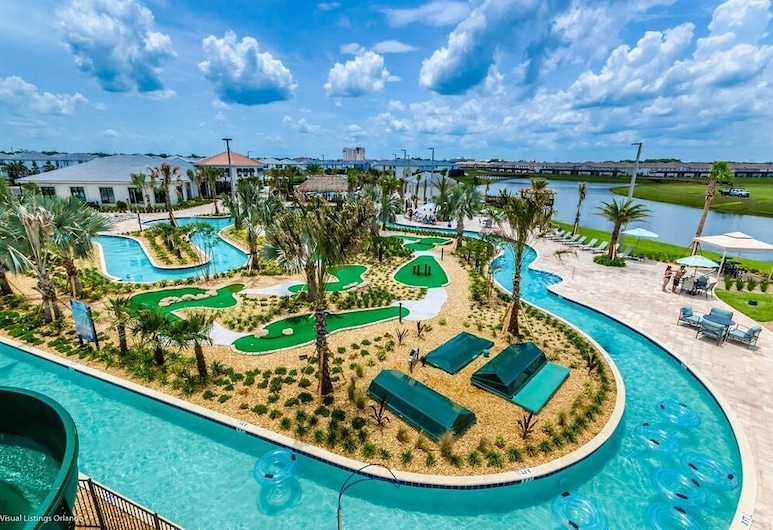 Storey Lake Resort - Fbs959, Kissimmee, Zwembad