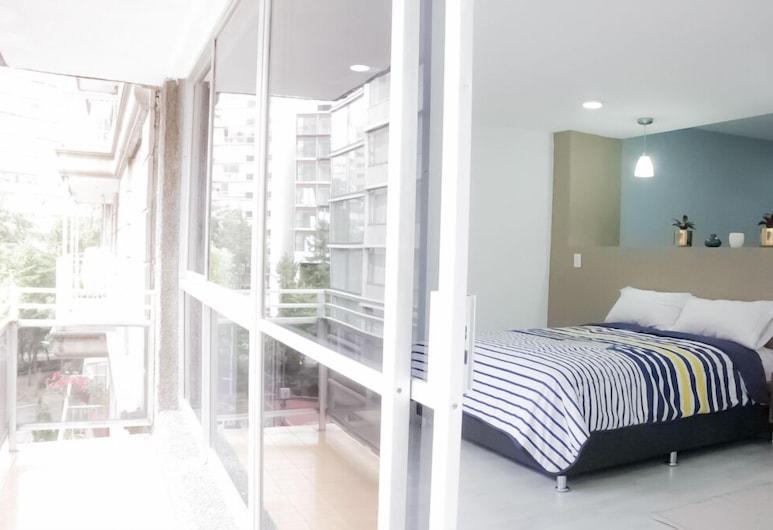 Privada de Horacio 18 Residences, Mexiko-Stadt, Doppelzimmer, Zimmer