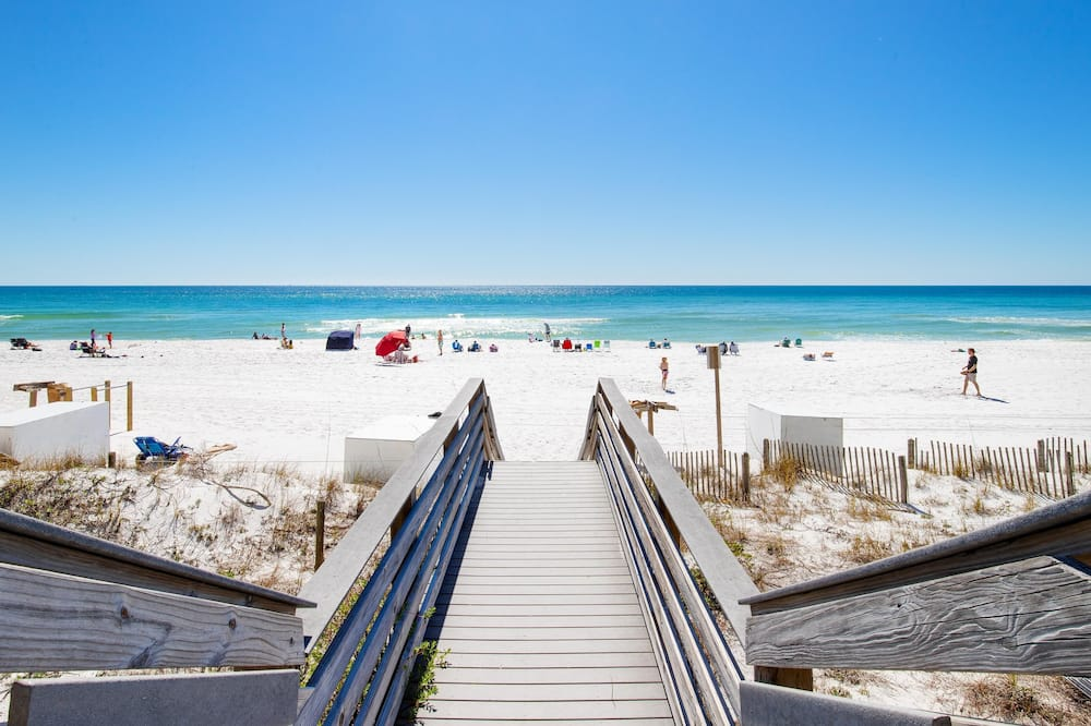 Condo, 1 King Bed (Beachside Two 4234) - Beach