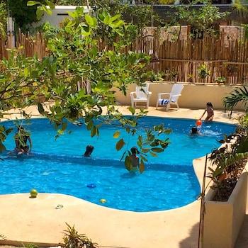 תמונה של Hotel & Suites Oasis Bacalar בBacalar