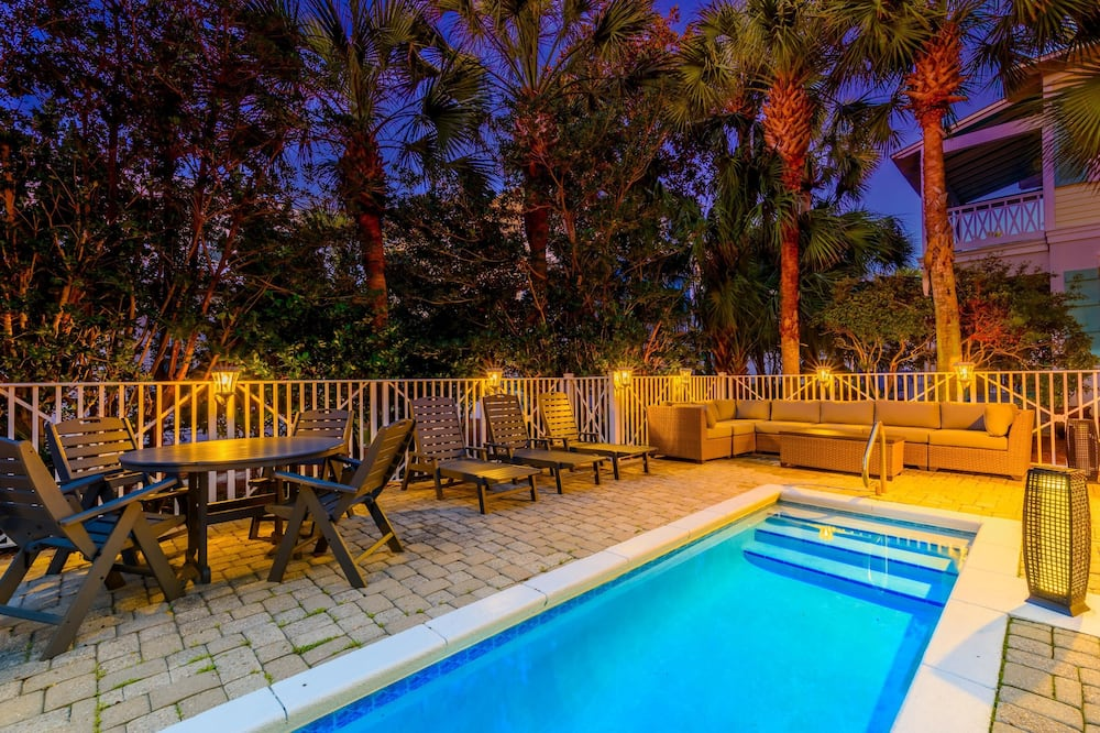 House, Multiple Beds (Slice of Paradise) - Pool