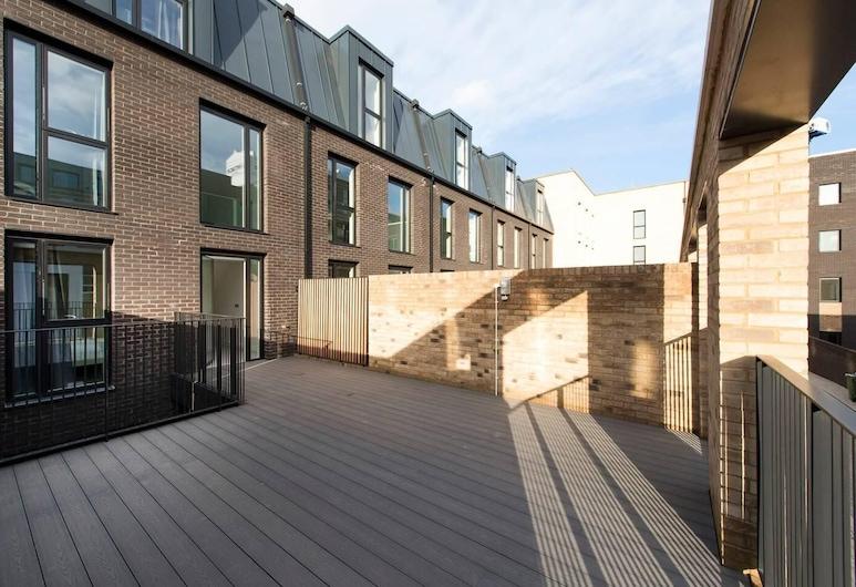 奧林匹克史丹福驚人現代 5 房之家, 倫敦, 露台