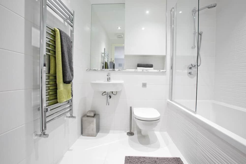 樓中樓客房, 2 間臥室 - 浴室