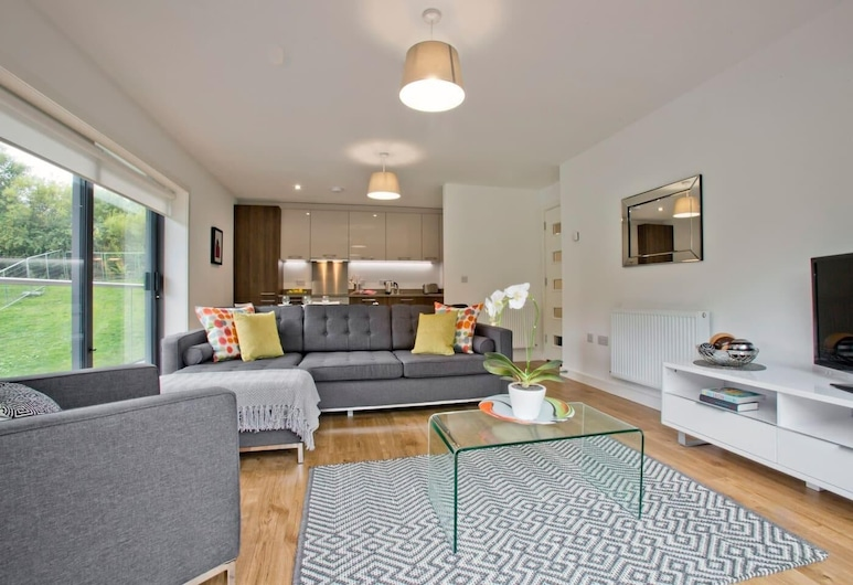 亞伯丁 - 斯通尼伍德豪華 2 床公寓, Aberdeen