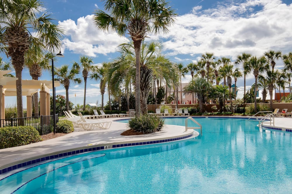 Condo, Multiple Beds (Westwinds 4847 (G)(S)-  21flr- 3BR 3B) - Pool