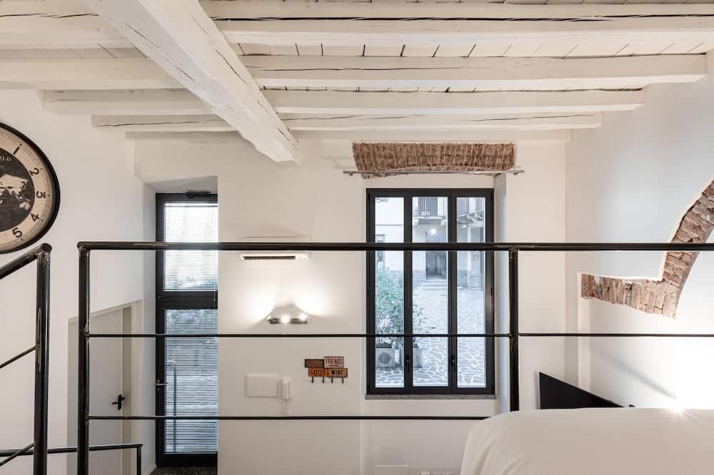 apartman - Vendégszoba kilátása