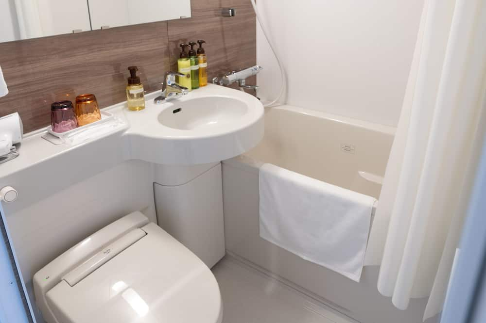 Standard İki Ayrı Yataklı Oda, Sigara İçilmez - Banyo