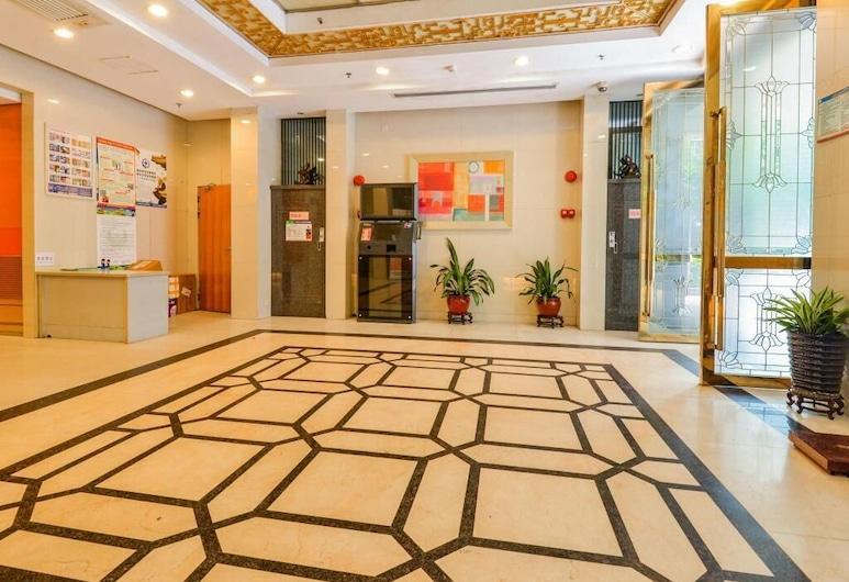 eStay Residence (Guangzhou Peace World Plaza), Kanton, Hala