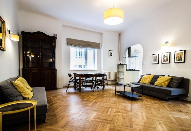 Kopernika Srodmiescie Apartment, ורשה