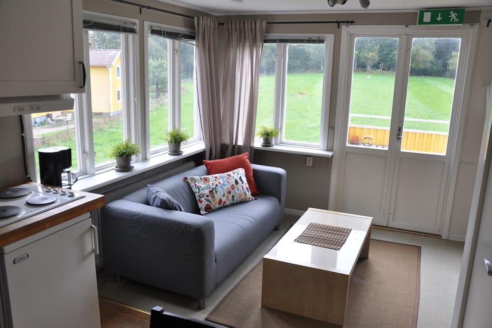 Departamento familiar (Linné) - Sala de estar