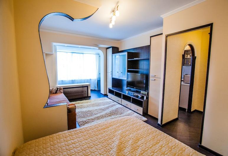 Brusnika Apartment Kolomenskaya, Moskwa, Apartament, Pokój