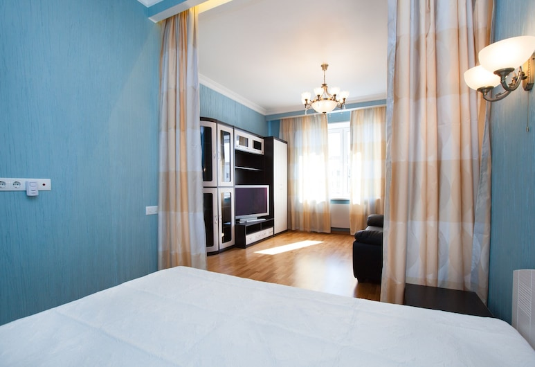 Brusnika Apartment Volokolamskaya, Moscow, Apartment, Room
