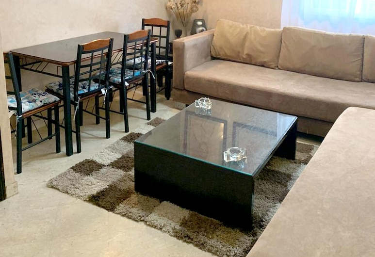 Apartment With 2 Bedrooms in Casablanca, With Wonderful City View, Enclosed Garden and Wifi - 10 km From the Beach, Casablanca