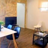 Superior-Apartment, 2Schlafzimmer - Essbereich im Zimmer