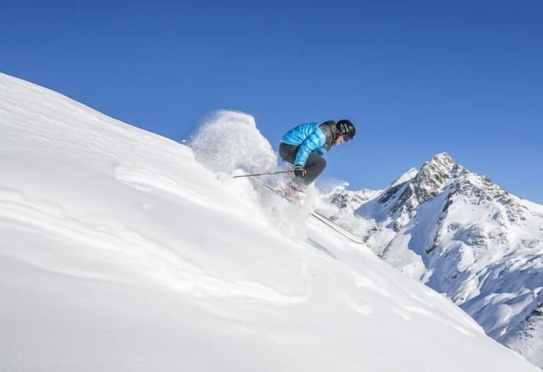 Hotel Chasa Sulai, Ischgl, Skifahren