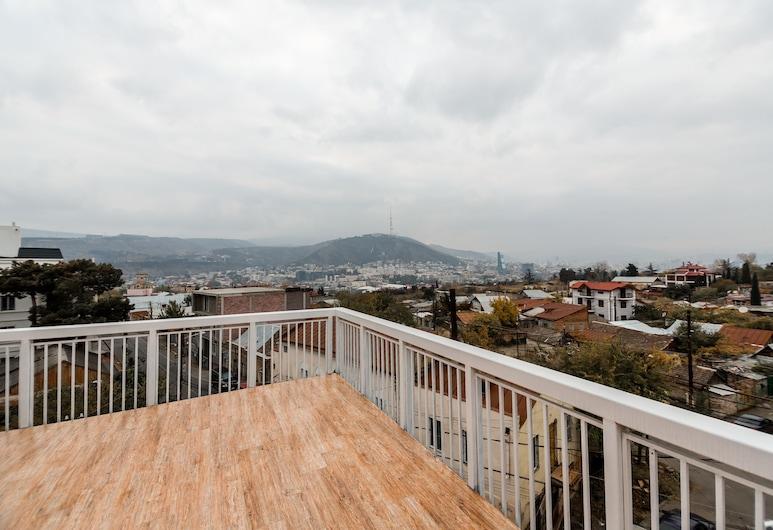 Apart Hotel DeMar, Tbilisi, Terassi/patio