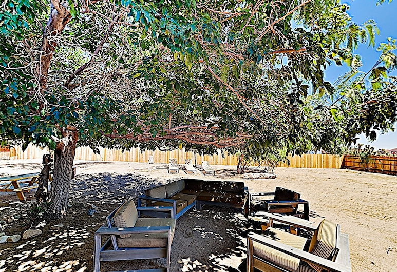 New Listing! Rawhide Ranch, Walk To Pappys 3 Bedroom Home, Pioneertown, Hus - 3 sovrum, Hotellområde