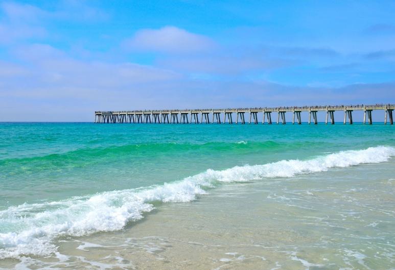 New Listing! Laguna Beach - 2 Blocks To Gulf 2 Bedroom Home, Panama City Beach, Hús - 2 svefnherbergi, Strönd